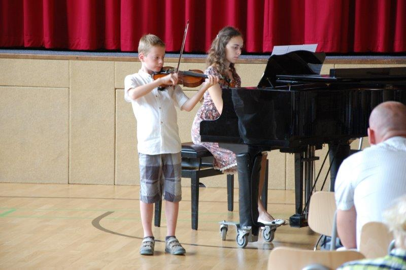 Violinenklasse Koch